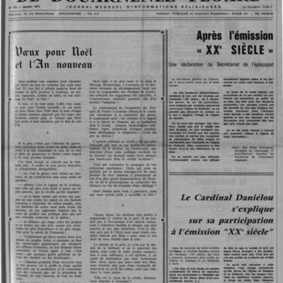 L'Echo de Douarnenez-Ploaré 1971