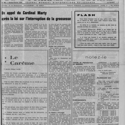 L'Echo de Douarnenez-Ploaré 1975