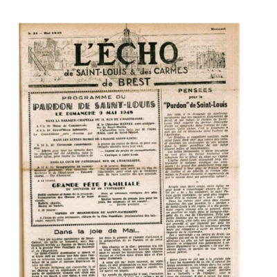Echo Saint-Louis et Carmes 21 - mai 1948.pdf