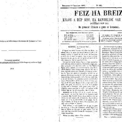 Feiz ha Breiz 1867