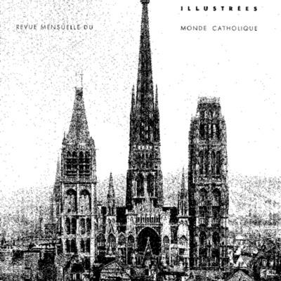 Les églises de France illustrées  : revue mensuelle du monde catholique n°05