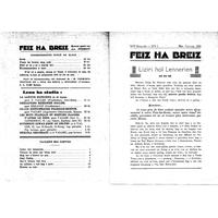 Feiz ha Breiz 1939