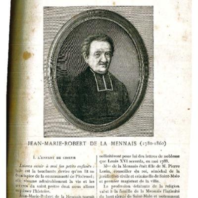 Les contemporains - Robert de Lamennais.pdf