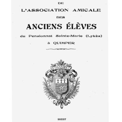 [Likès] Bulletin de l'association amicale des anciens élèves du pensionnat Sainte-Marie Likès 1925.pdf