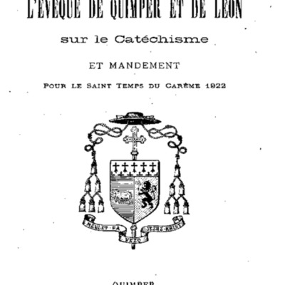 mandements1922Duparc.pdf
