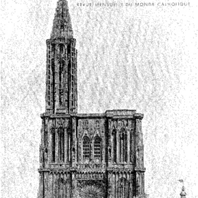 Les églises de France illustrées  : revue mensuelle du monde catholique n°02