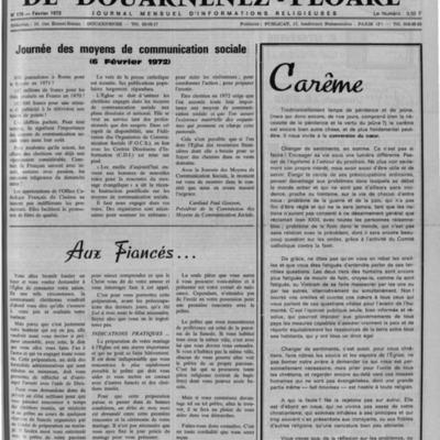 L'Echo de Douarnenez-Ploaré 1972