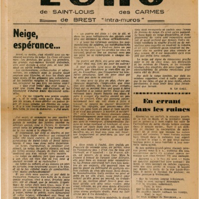 Echo Saint-Louis et Carmes 08 - février 1947