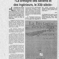 1438 La Bretagne des savants et des ingénieurs, le XXème siècle... 07.08.99..jpg
