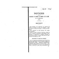 Bulletin diocésain d'histoire et d'archéologie 1938