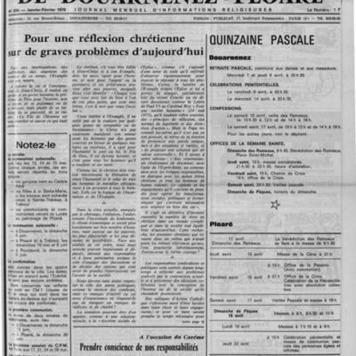 L'Echo de Douarnenez-Ploaré 1976