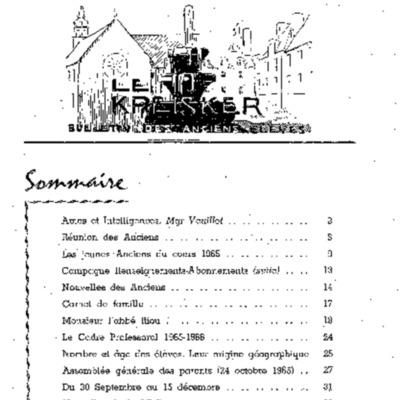 Kreisker 1966