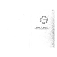 Michel Le Nobletz et les missions bretonnes