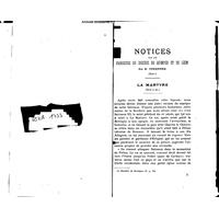 Bulletin diocésain d'histoire et d'archéologie 1933