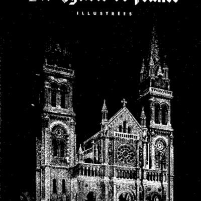 Les églises de France illustrées  : revue mensuelle du monde catholique n°08