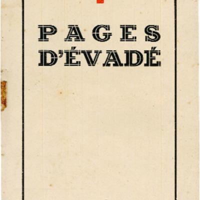 Pages d'évadé