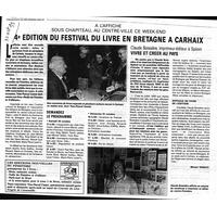 0001 A Carhaix, 4ème édition du Festival du livre en Bretagne... 30.10.93..jpg