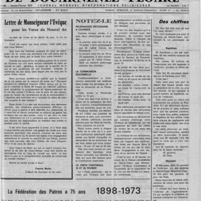 L'Echo de Douarnenez-Ploaré 1973