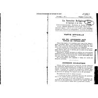 Semaine religieuse de Quimper et Léon 1960