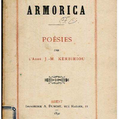 Armorica : poésies
