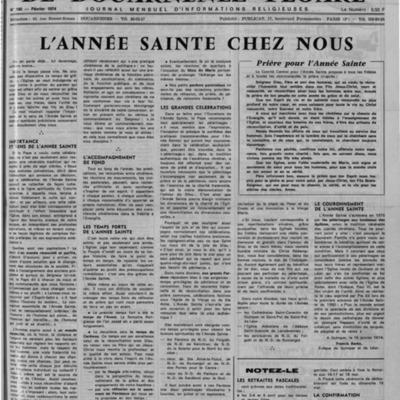 L'Echo de Douarnenez-Ploaré 1974