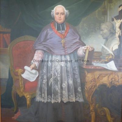 Portrait de PV Dombideau de Crousheilhes
