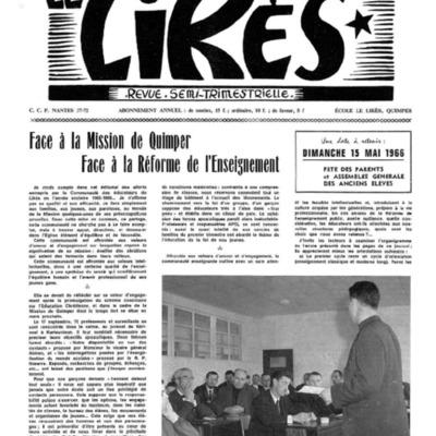 Le Likès revue semi-trimestrielle 1966