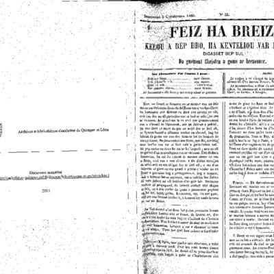 Feiz ha Breiz 1866