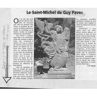 1442 Le Saint-Michel de Guy Pavec... 11.09.99.