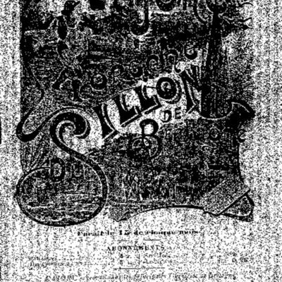 L'Ajonc organe du Sillon de Bretagne 1908