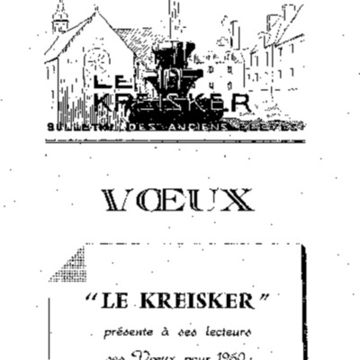 Kreisker 1960