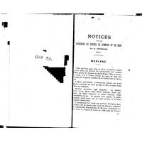 Bulletin diocésain d'histoire et d'archéologie 1934