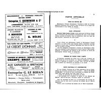 Semaine religieuse de Quimper et Léon 1969