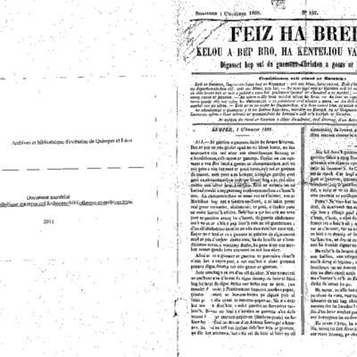 Feiz ha Breiz 1868