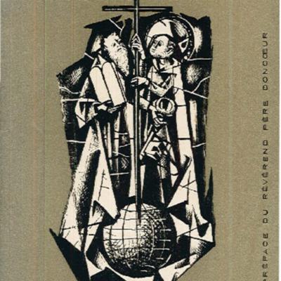 La Bible dans le vitrail contemporain
