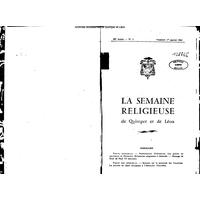 Semaine religieuse de Quimper et Léon 1965