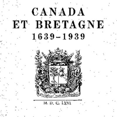 1639-1939 A propos du troisième centenaire de la fondation de l'Hôtel-Dieu du Précieux-Sang, à Québec, par les Augustines hospitalières de la Miséricorde de Jésus : quelques religieuses Bretonnes