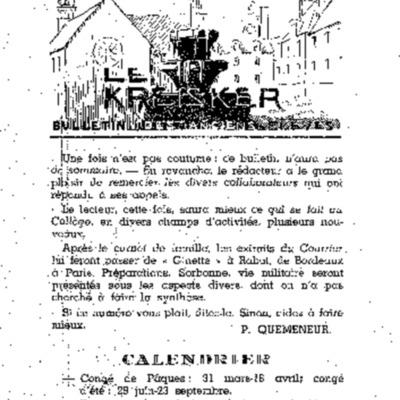 Kreisker 1963