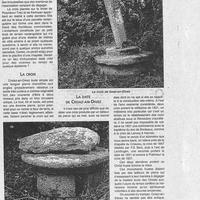 1448 A Kerlouan, la Croix perdue de Goaz-an-Divez... 22.01.2000..jpg