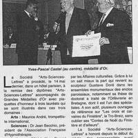 1454 Médaille d'Or pour Yves-Pascal Castel... 03.06.2000..jpg
