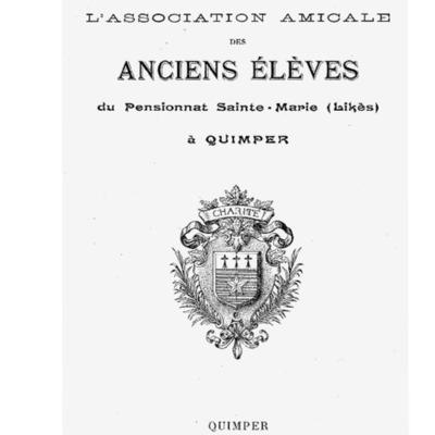 [Likès] Bulletin de l'association amicale des anciens élèves du pensionnat Sainte-Marie Likès 1927.pdf