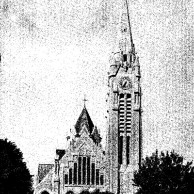 Les églises de France illustrées  : revue mensuelle du monde catholique n°11