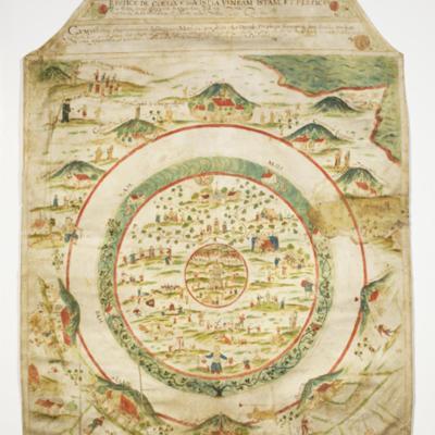 Carte peinte : Babylone