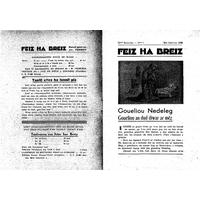 Feiz ha Breiz 1938