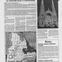 1431 Au Québec, 50 noms de lieux évoquent la Bretagne et les Bretons... 29.05.99..jpg
