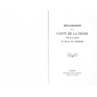 Michel Le Nobletz Déclaration de la carte de la Croix.pdf