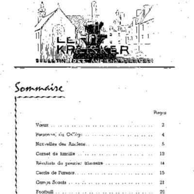 Kreisker 1967-1968