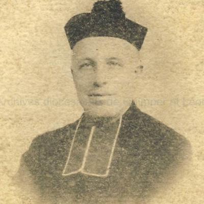 Abbé Yves-Marie Grall (1854-1932)