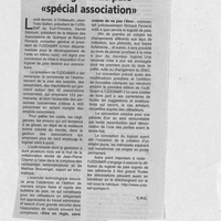 1443 Un logiciel de paie spécial Association... 02.10.99.