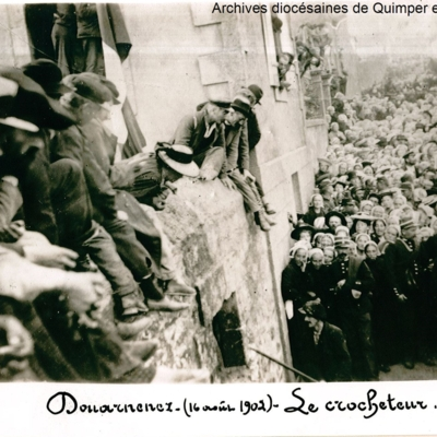 Douarnenez. Crocheteur (16 août 1902)